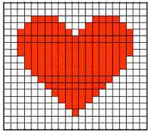 Original Image of a Heart