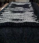Dog Bone Illusion Knit