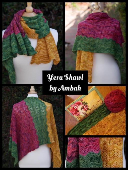 Yera Shawl by Ambah